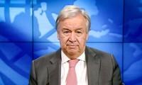 UN-Generalsekretär appelliert an die Weltgemeinschaft, sich für den Ausgleich von CO2-Emissionen einzusetzen