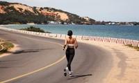 Wettlauf Mui Ne Dunes Marathon 2020 wird bald stattfinden