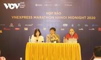 Wettlauf VnExpress Marathon Hanoi Midnight 2020