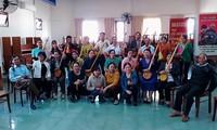 Klub für Then-Gesang und Tinh-Musikinstrument in Tay Nguyen