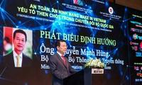Cybersicherheit Make in Vietnam – Schlüsselfaktor in der nationalen digitalen Transformation