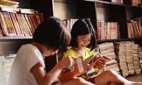 Der Ort, an dem die Liebe zu Büchern der Kinder gefördert wird