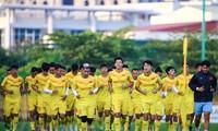 Die vietnamesische Fußballnationalmannschaft wird die Taktik ändern
