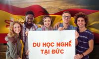 Deutschland begrüßt vietnamesische Auszubildende