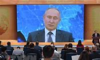 Russlands Präsident ist bereit, mit allen Staats- und Regierungschefs in der Welt Gespräche zu führen