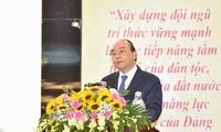 Premierminister Nguyen Xuan Phuc: Die Wissenschaftler sind wertvolles Vermögen der Nation
