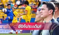 Thailändische Zeitungen berichten über das Treffen von Kiatisuk mit Mitgliedern des Klubs Hoang Anh Gia Lai
