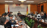 Zusammenarbeit zwischen Vietnam und Deutschland in vielen Industriezweigen
