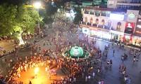 Hanoi erweitert die Fußgängerzone rund um den Hoan Kiem-See