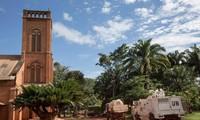 UN-Friedensmission gewinnt Kontrolle über die Stadt Bangassou der Zentralafrikanischen Republik zurück