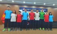 Vorstellung der Trikots im Jahr 2021 der vietnamesischen Fußballmannschaften