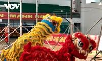 Eröffnungszeremonie des nationalen Löwentanz-Turniers wegen Covid-19-Pandemie abgesagt
