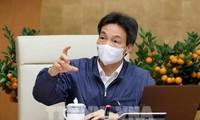 Suche nach Kontaktpersonen zur Kontrolle der Epidemie verstärken
