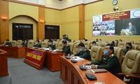 Zentralabteilung für Aufklärung und Erziehung tagt mit Mitarbeitern
