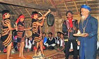 """""""Nga ra""""-Fest der Volksgruppe Cor"""