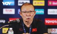 Trainer Park Hang-seo verspricht, der Nationalmannschaft zu helfen, die besten Ergebnisse im Jahr 2021 zu erzielen