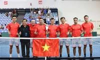 Vietnam ist Gastgeberland des internationalen Wettbewerbs für Herrentennis der Gruppe 3 im Asien-Pazifik-Raum
