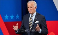 US-Präsident Joe Biden fordert den Senat auf, Hilfspaket in Höhe von 1900 Milliarden US-Dollar zu genehmigen