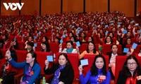 Die Position von Frauen in politischen Aktivitäten wird zunehmend behauptet