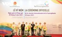 """Feier zum Internationalen Tag der Frankophonie 2021: Auf dem Weg zu einer """"lösungsreichen Gemeinschaft"""""""
