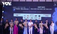 Da Nang organisiert Wettbewerb zur Auswahl der Schönheitskönigin für Frieden Vietnam 2021