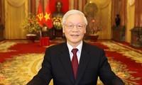 Staatspräsident setzte die Aufgaben in der Amtszeit von 2016 bis 2021 wirksam um