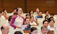 Ausbildung von jungen Parlamentariern