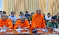 Feier zum Chol Chnam Thmay – Fest in Can Tho