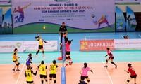 Eröffnung der Nationalvolleyballmeisterschaft in Quang Ninh