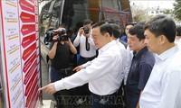 Parlamentspräsident auf Dienstreise in Quang Ninh