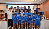 Trainer Park Hang-seo will den jungen vietnamesischen Fußball entwickeln