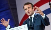 Frankreichs Präsident will die EU-Reform fördern