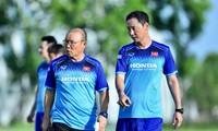 Trainerassistent Kim Han Yoon ersetzt Park Hang-seo bei der Führung des U22-Teams