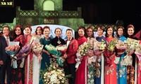 """Wettbewerb """"Auslandsvietnamesen singen Volkslieder"""" im Radiosender """"Die Stimme Vietnams"""""""