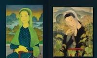 """Das Gemälde """"Das Mädchen in einem Schal"""" von Le Pho für mehr als eine Million US-Dollar verkauft"""