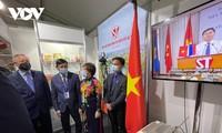 Vietnam nimmt an der 16. internationalen Buchmesse Sankt Petersburg in Russland teil