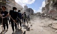 Israel-Palästina-Konflikt: Die USA schätzen Ägypten bei der Förderung eines dauerhaften Waffenstillstands in Gaza