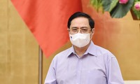 Premierminister Pham Minh Chinh: Die Epidemie zu bekämpfen, bedeutet den Feind zu bekämpfen