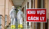 Aktuelle Zahl der Covid-19-Fälle in Vietnam