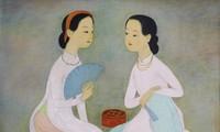 Ausstellung von 140 Werken des Malers Mai Trung Thu in Frankreich