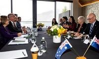 Australien und Neuseeland planen die Eröffnung weiterer transpazifischer Reisekorridore