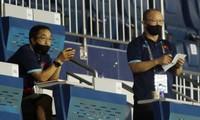 Assistent ersetzt Trainer Park Hang-seo und leitet das Spiel zwischen Vietnam und den VAE