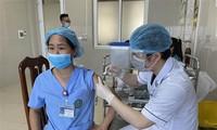 Die größte Impfung gegen Covid-19 in der vietnamesischen Geschichte