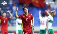 FPT besitzt Übertragungsrechte für die letzte Qualifikationsrunde der WM 2022 in Asien