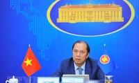 Konferenz der Führungskräfte der Kommission für ein atomwaffenfreies Südostasien