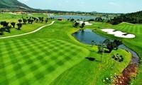 Wiedereröffnung der Golfplätze in Vinh Phuc