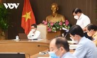 Vize-Premierminister Vu Duc Dam: Provinzen und Städten müssen Langstreckenfahrzeuge kontrollieren