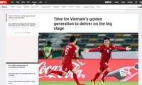 Asiens Medien: Nächste Strecke der vietnamesischen Fußballnationalmannschaft wird schwierig sein