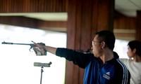 Sportschütze Hoang Xuan Vinh nimmt an den Olympischen Spielen 2021 in Tokio teil