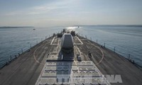 NATO hält Militärmanöver im Schwarzen Meer ab